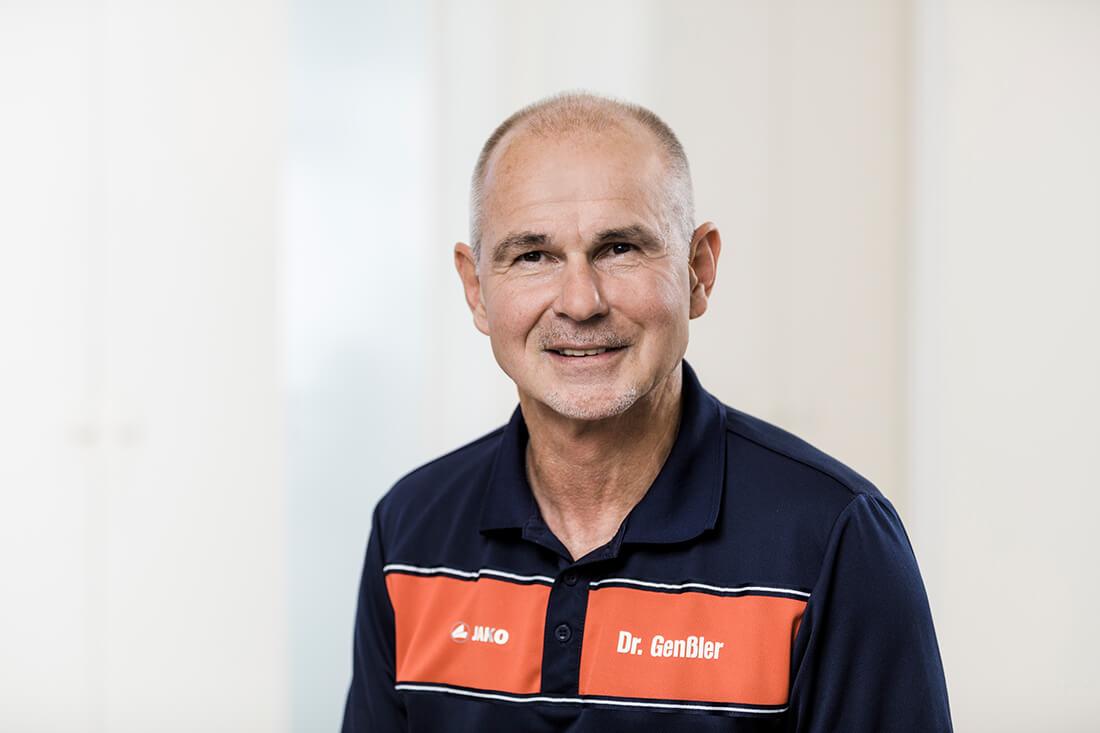 Zahnärzte Lindlar - Genßler, Welzel, Cosler - Team - Dr. Genßler